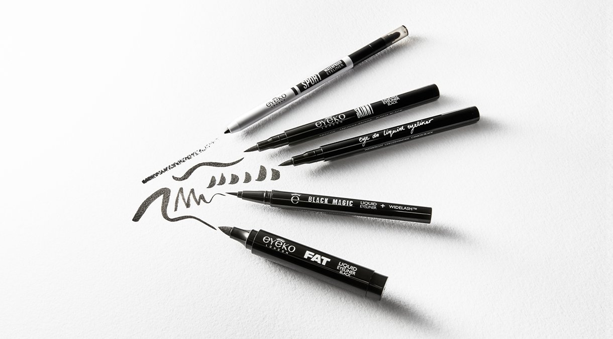 How To Find The Perfect Eyeliner