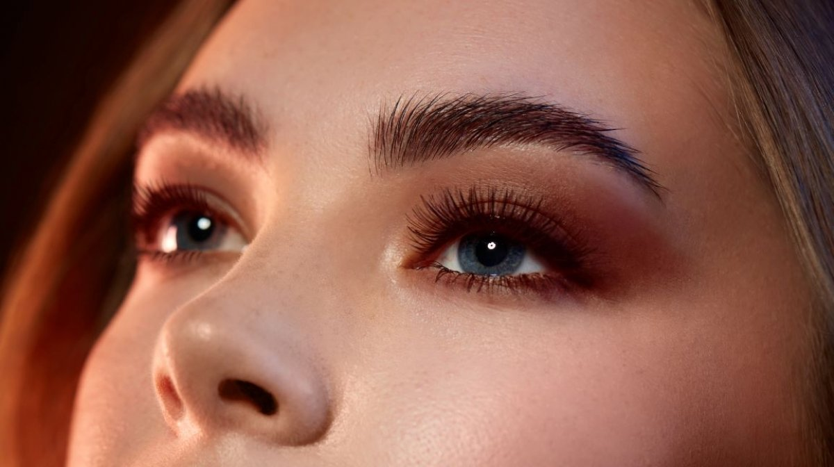 Cocoa Edit: how to create the natural smoky eye