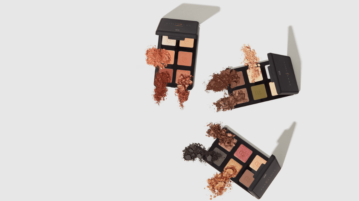 NEW LimitlessEyeshadow Palettes to build color confidence