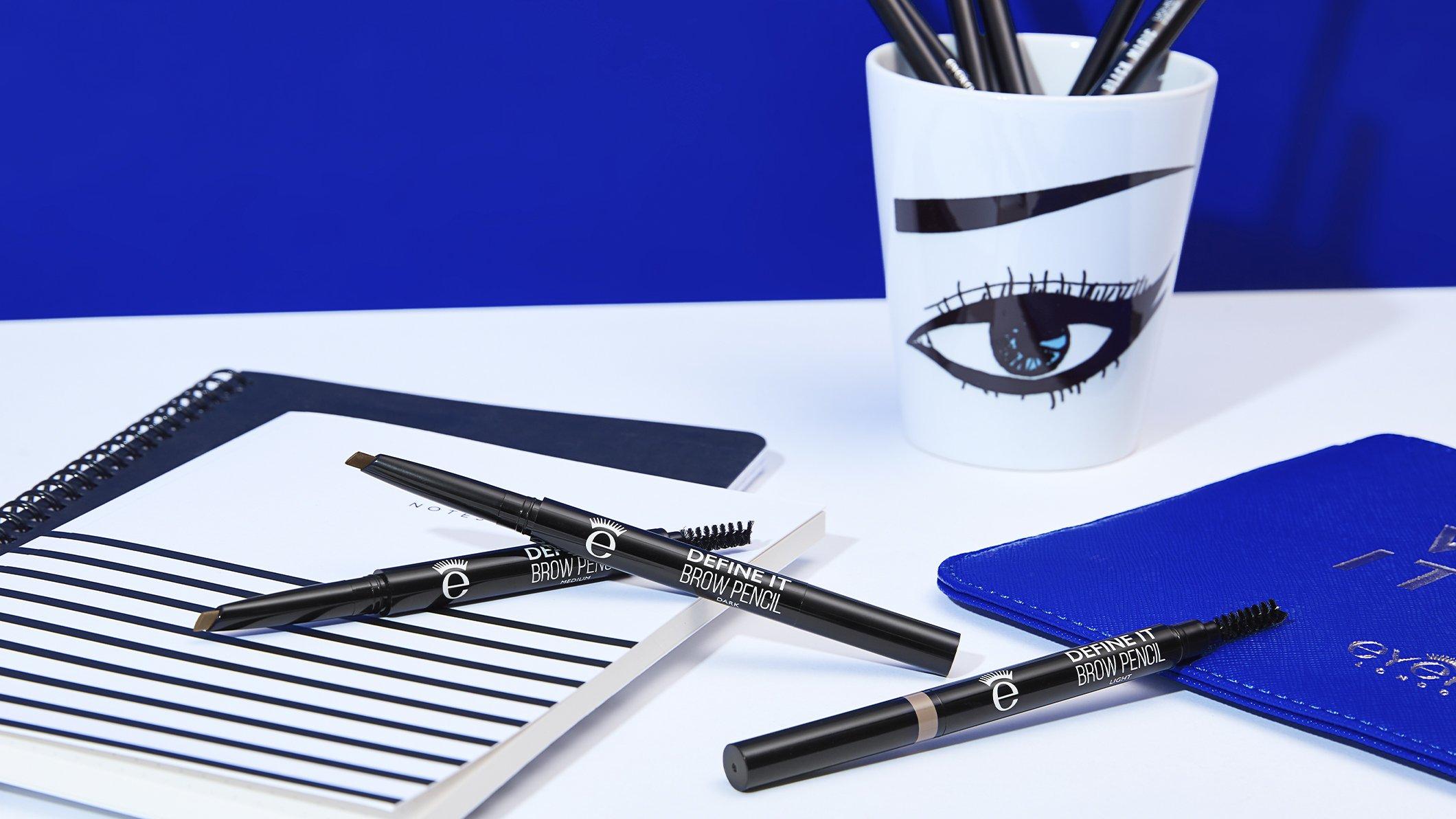 Eyeko 5 uni essentials Define It Brow Pencil