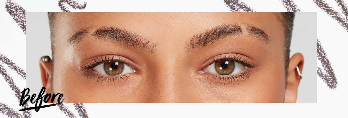 Eyeko Define It Brow Pencil How To  3 Step Brow Routine