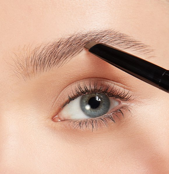 Define It Brow Pencil Eyeko 3 Step Routine How To