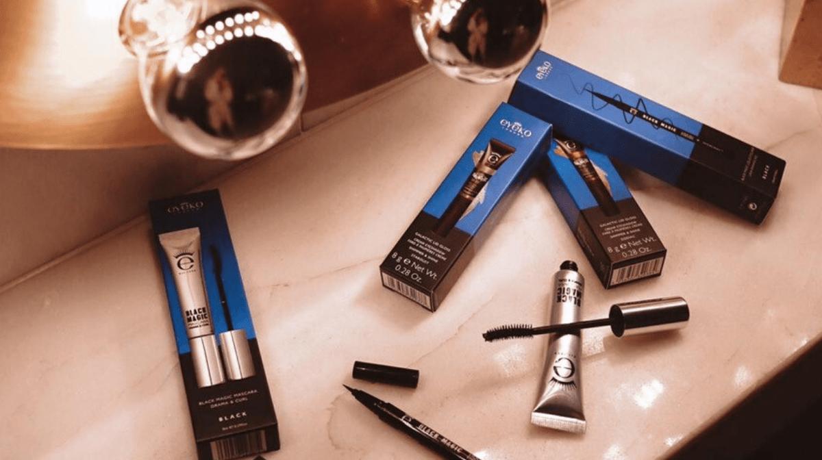 TeamEyekoLondonshare their makeup bag essentials