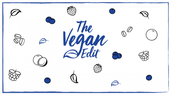 Introducing: The Vegan Edit | Get To Know Our Vegan Products