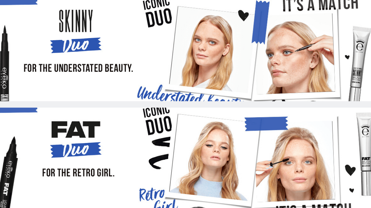 Find Your Perfect Pair | Get To Know Our Skinny Duo and Fat Duo