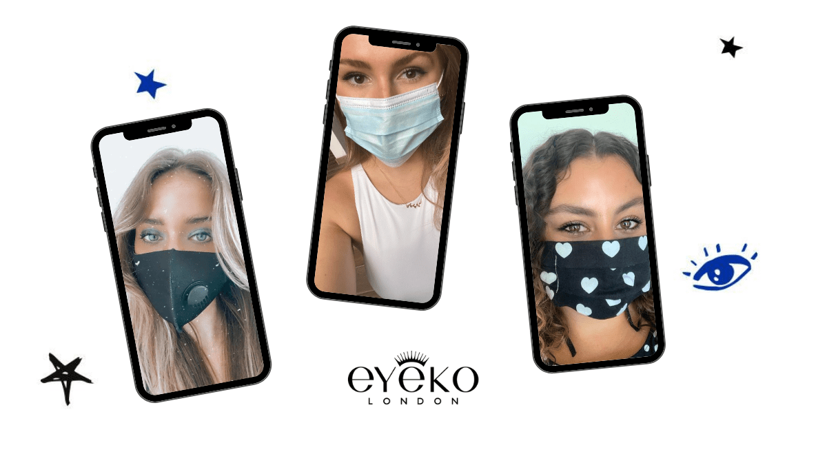 Our Essential Guide to Eye Makeup and Face Masks