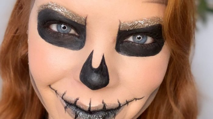 How To: DIY Halloween makeup using Eyeko favourites