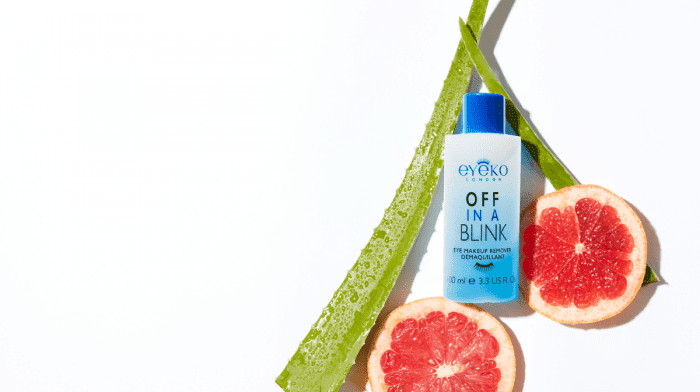 Introducing: Off In A Blink Eye Makeup Remover