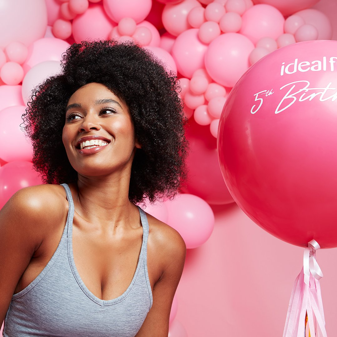 Celebrating 5 Years of IdealFit: Because Women Need Supplements Too!