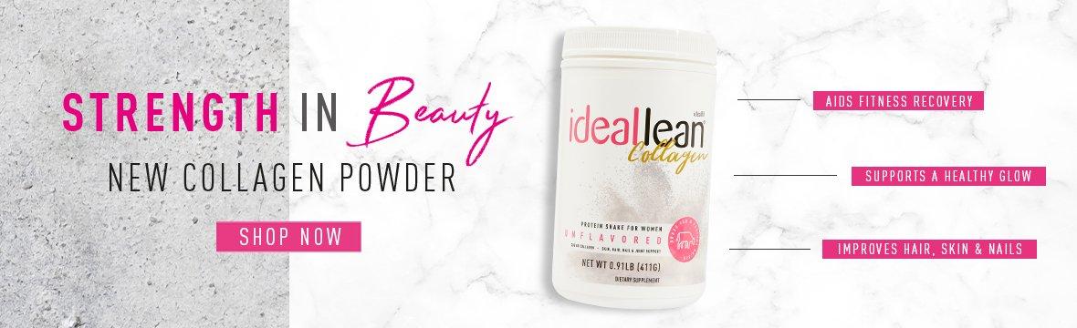 New IdealLean Collagen Protein