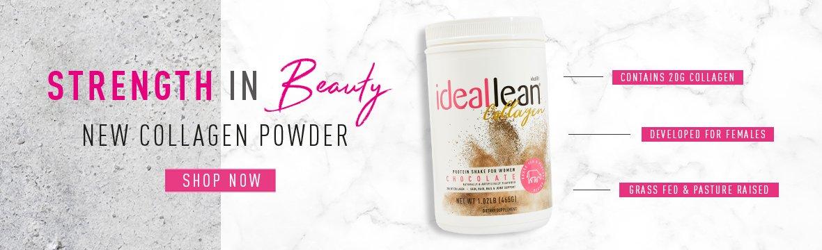 New collagen powder