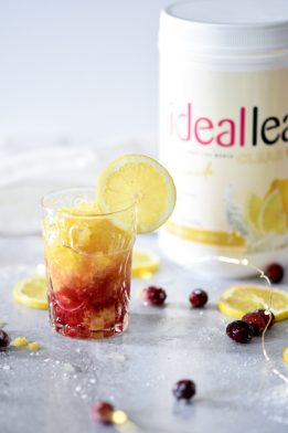 Clear Whey Mocktails