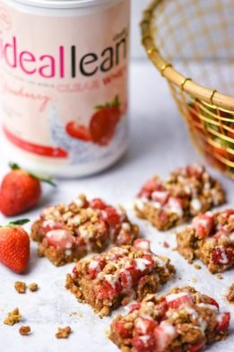 Strawberry Clear Whey Recipes