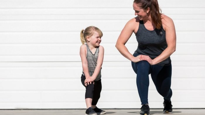 14 Tips For Working Out With Kids In Tow