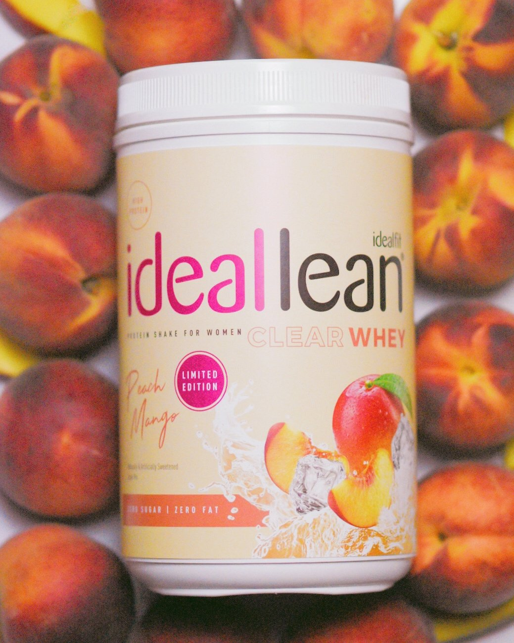Introducing NEW Clear Whey and it's benefits