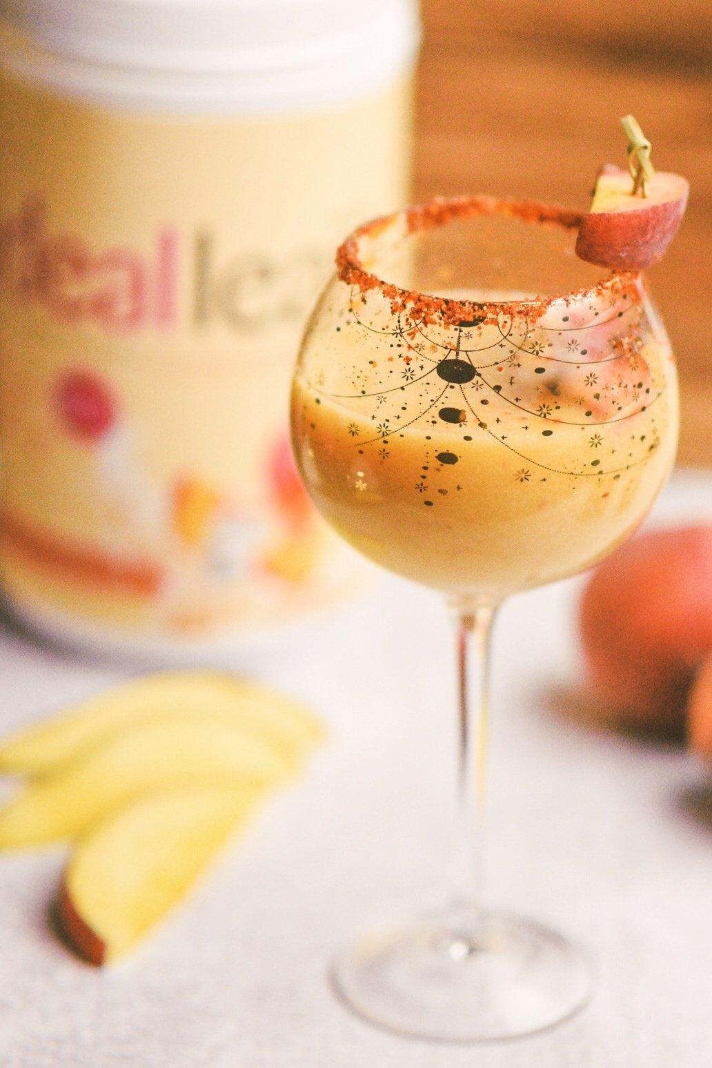 Peach Mango Clear Whey Recipes