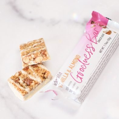 IdealFit's New Goodness Bar