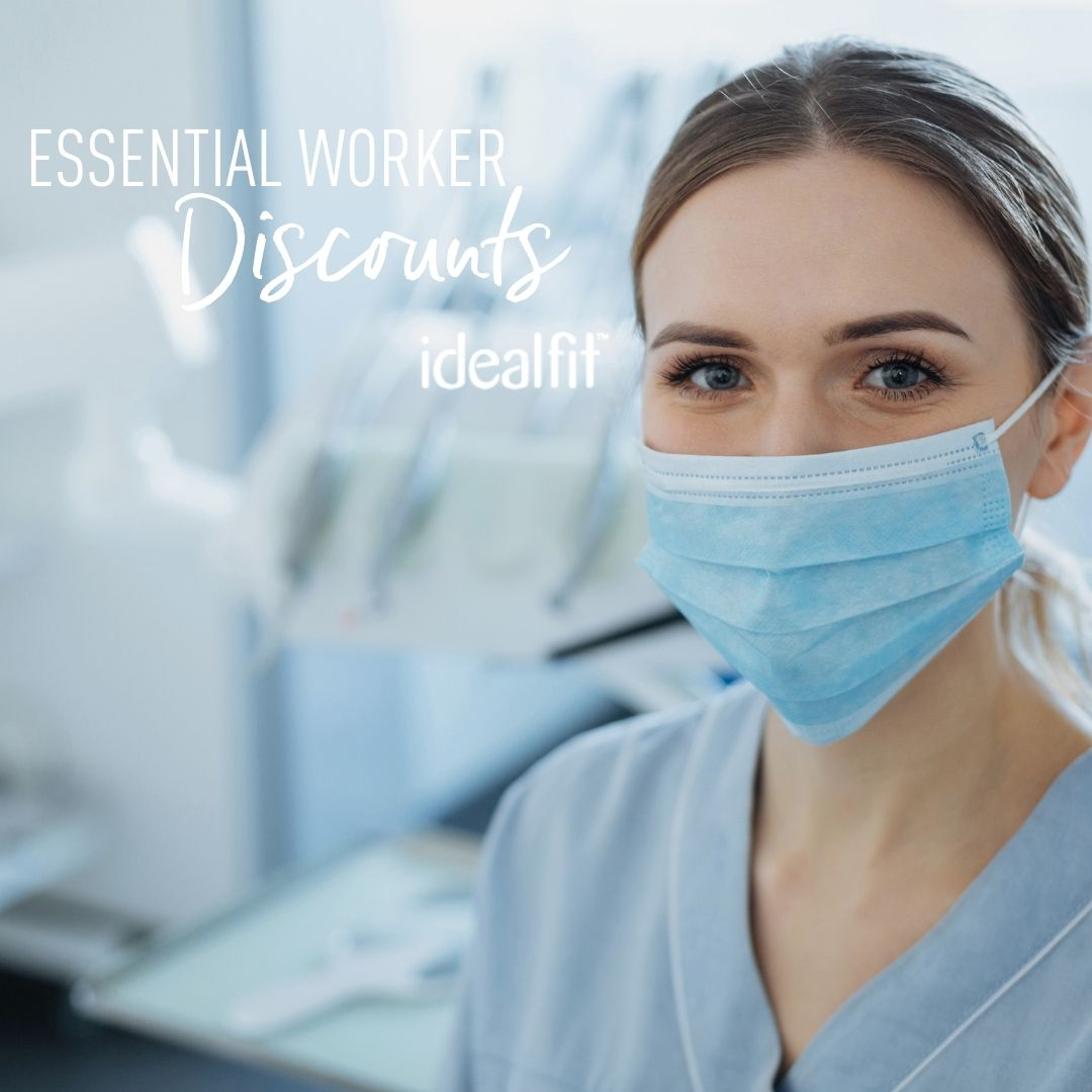 Essential Workers IdealFit Discount