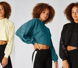 5 Pomysłów Na Noszenie Naszej Krótkiej Bluzy z Kapturem Icon | Który Jest Twój Ulubiony?