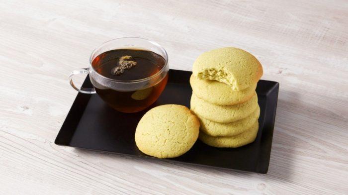 Białkowe Ciasteczka z Matcha | Spróbuj Smaku Prosto z Japonii