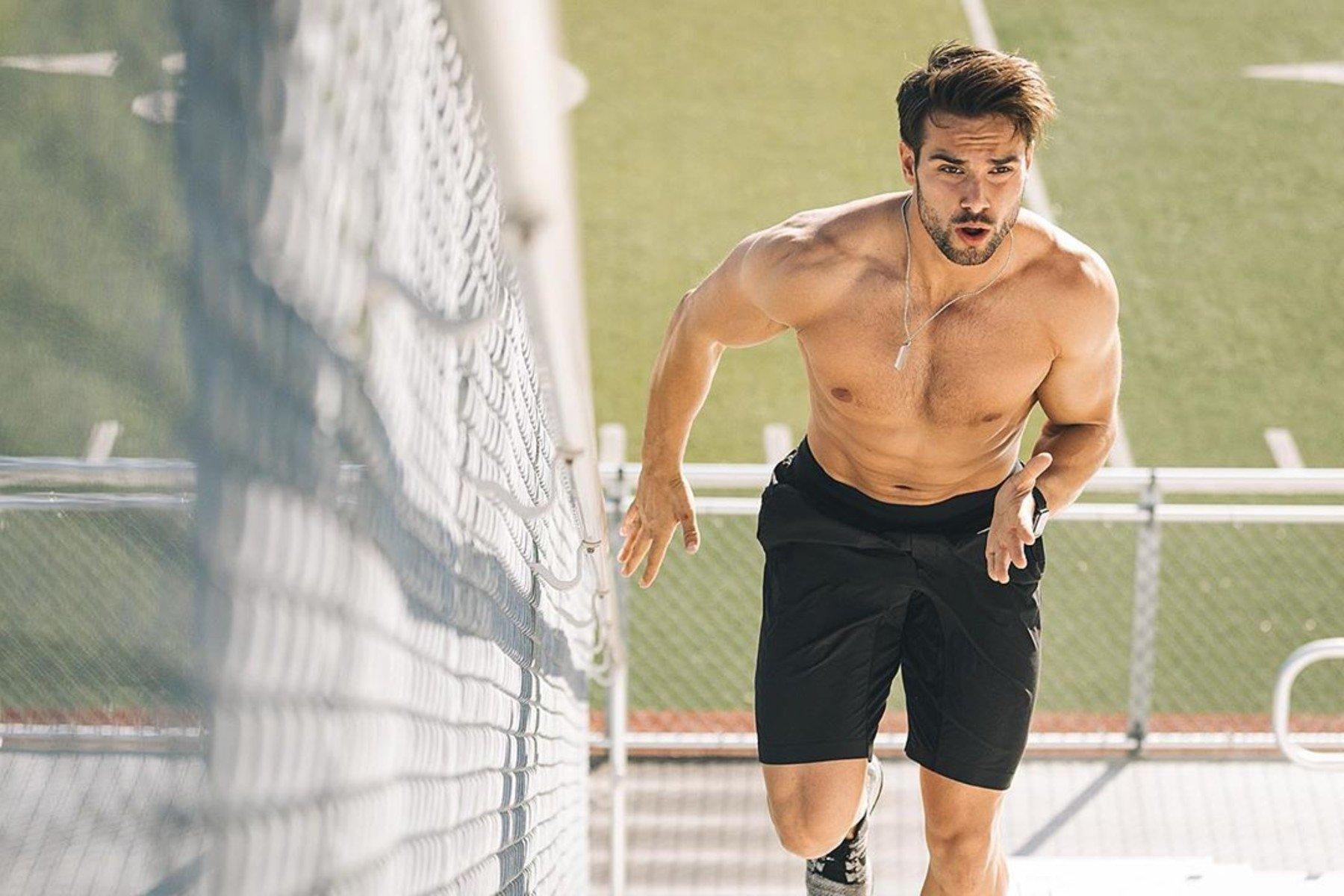 Trening Brzucha z Jordanem Morello | W Zaciszu Własnego Domu