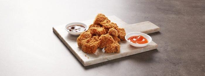 Zdrowe Nuggetsy z Kurczaka | Przepisy Na Wynos