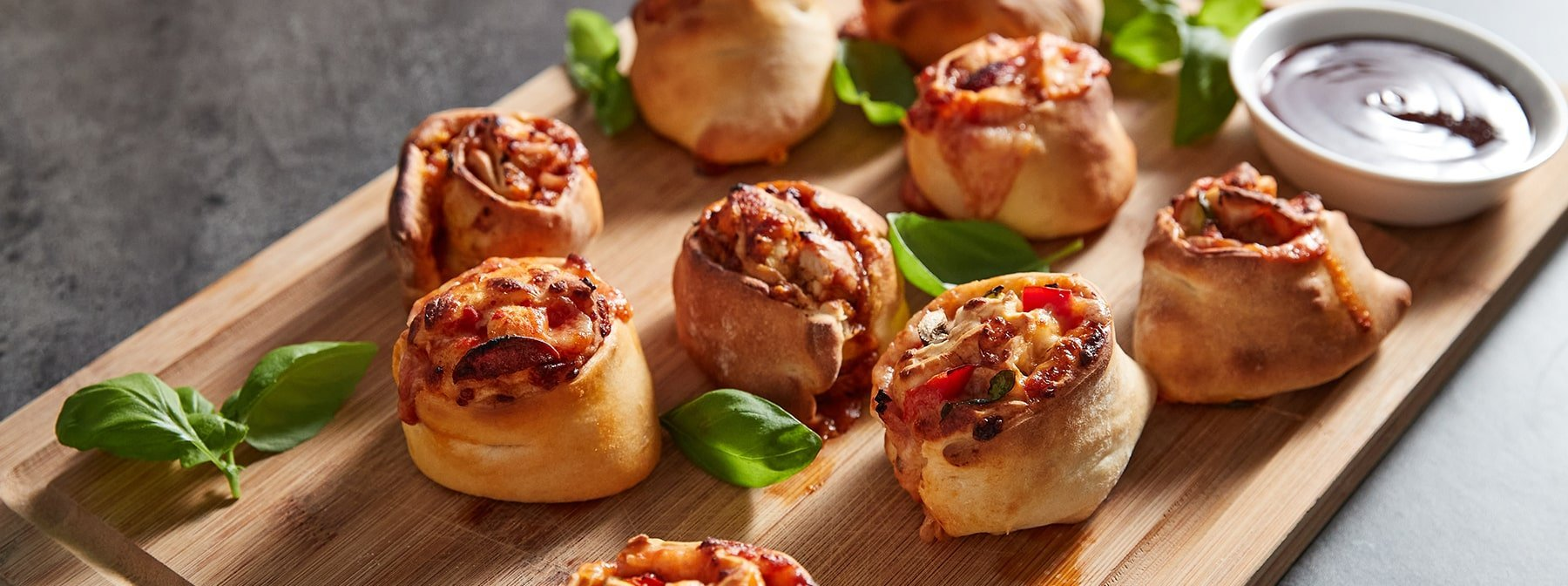 Pizza Rolls na 3 Sposoby
