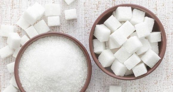 biały cukier