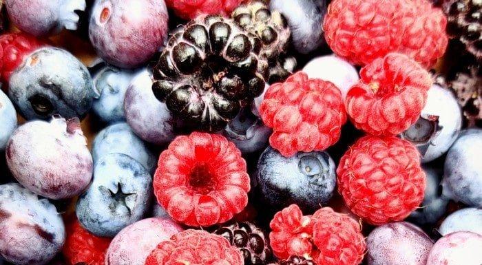 witaminy z grupy b w owocach
