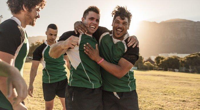 aktywność fizyczna - sporty zespołowe