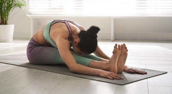 aktywność fizyczna - joga