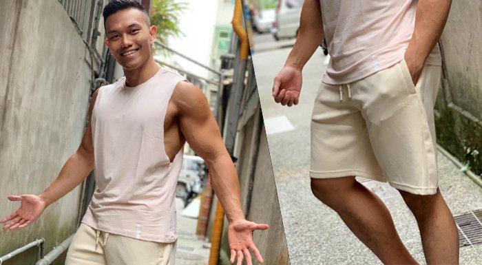 Form 挺拔系列短褲