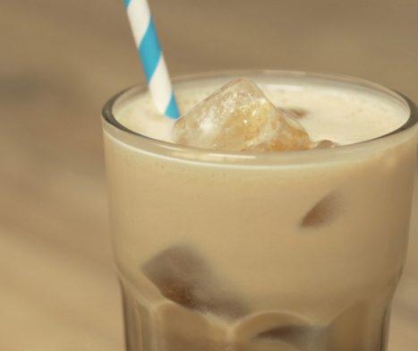 高蛋白鴛鴦奶茶星冰樂    食譜
