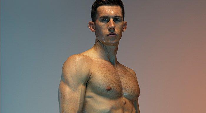 健身男士 Mark Ross