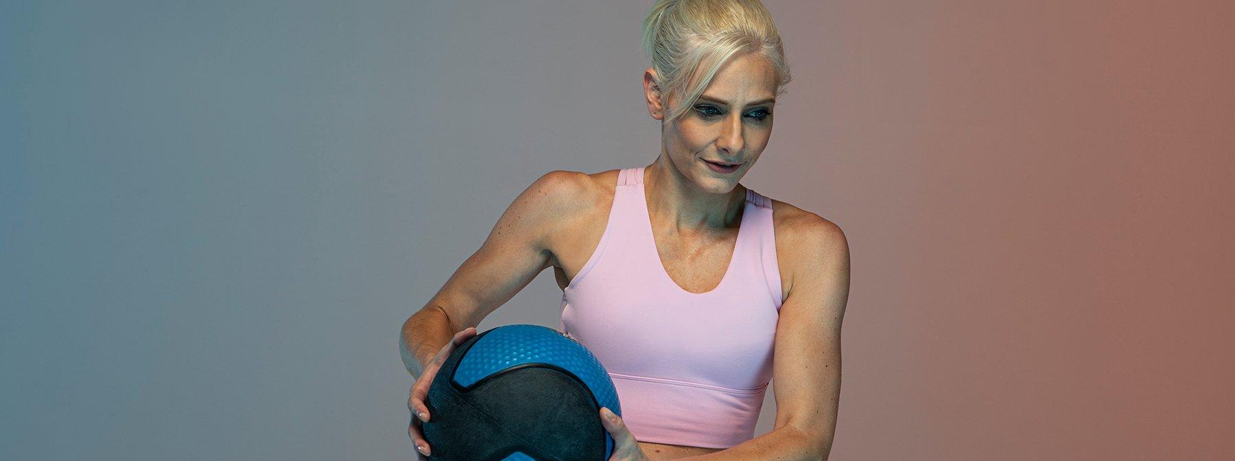利用健身 找回自我 — Naomi | 不同的故事 都因為鍛鍊而存在