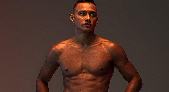 健身男士 Panicos Yusuf