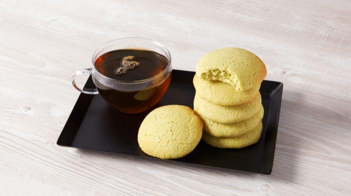 高蛋白抹茶拿鐵餅乾