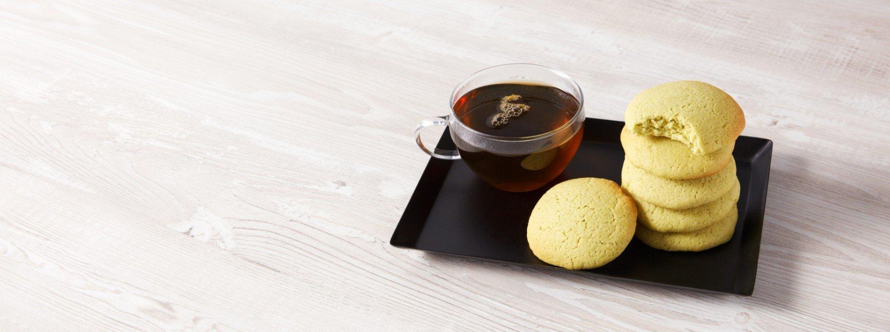 高蛋白抹茶拿鐵餅乾 | 食譜