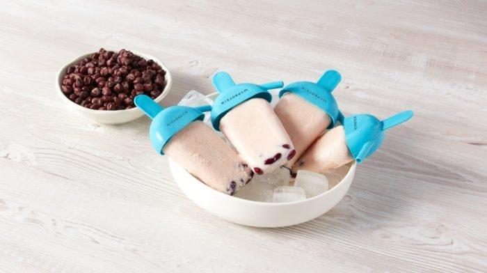 高蛋白紅豆牛奶冰棒