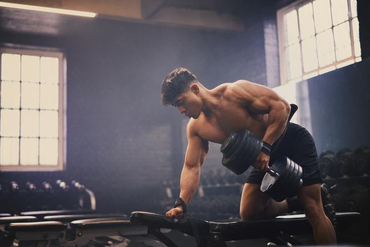 男士健身訓練