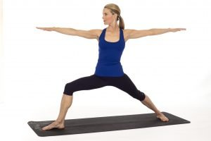 戰士式瑜珈