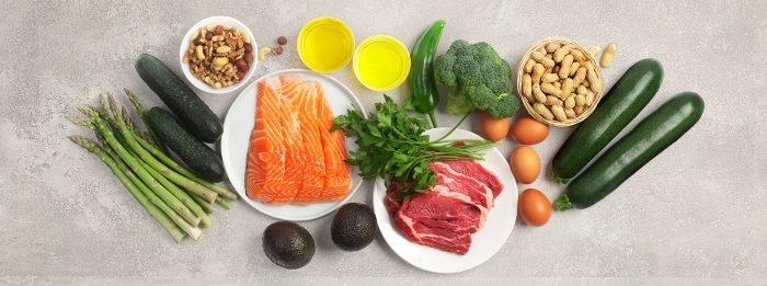 生酮飲食時可以吃哪些食物?
