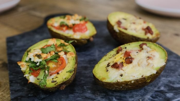 Avocado Baked Eggs 2 Ways | Delicious Keto-Friendly Breakfast