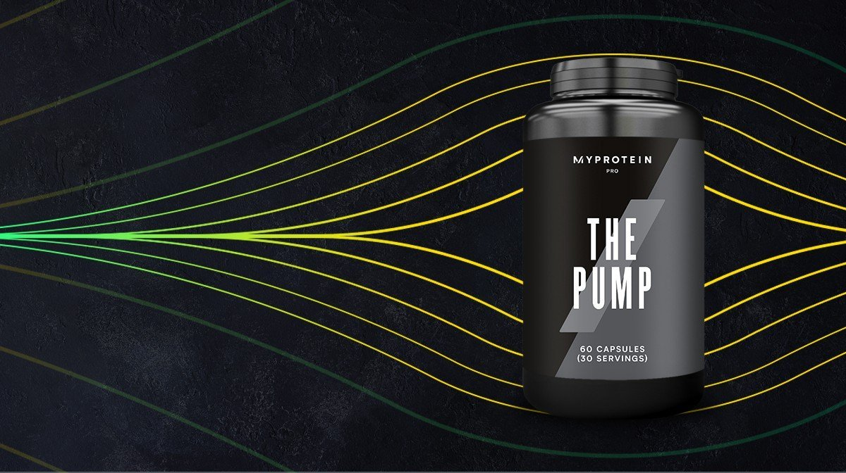 Looking For A Caffeine-Free Pre-Workout?   Introducing THE Pump