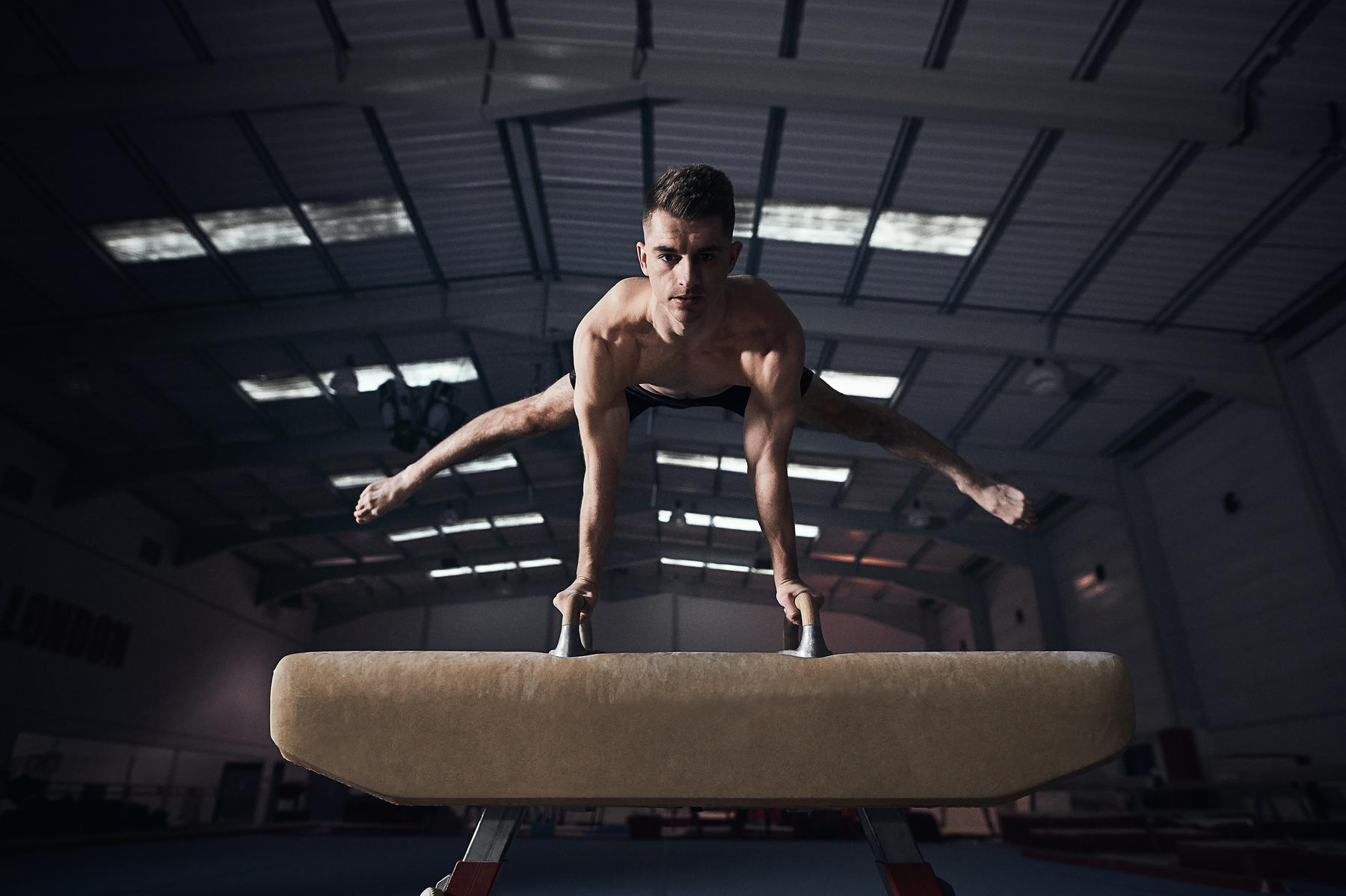 Olympic Champion Max Whitlock On Fitness For New Fathers