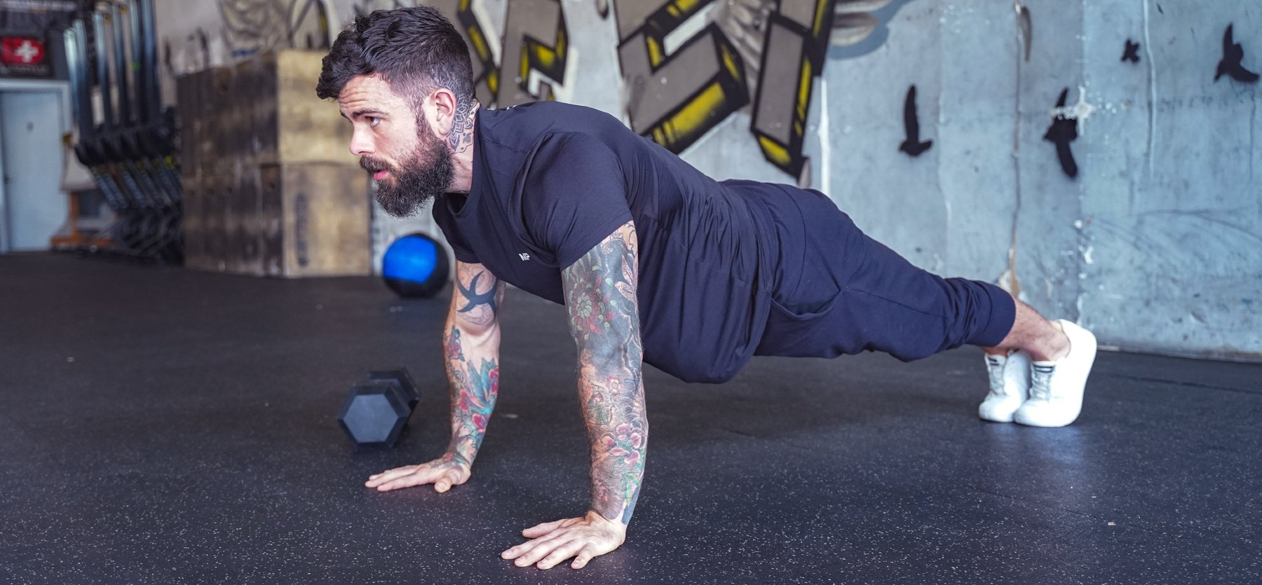 Battle Cancer's 9-Minute Functional Fitness Workout You Can Do Anywhere