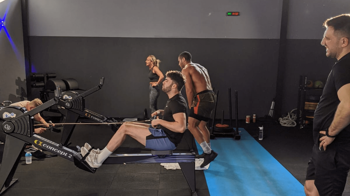 What's It Like To Train With The UK's Fittest Man? | Zack George