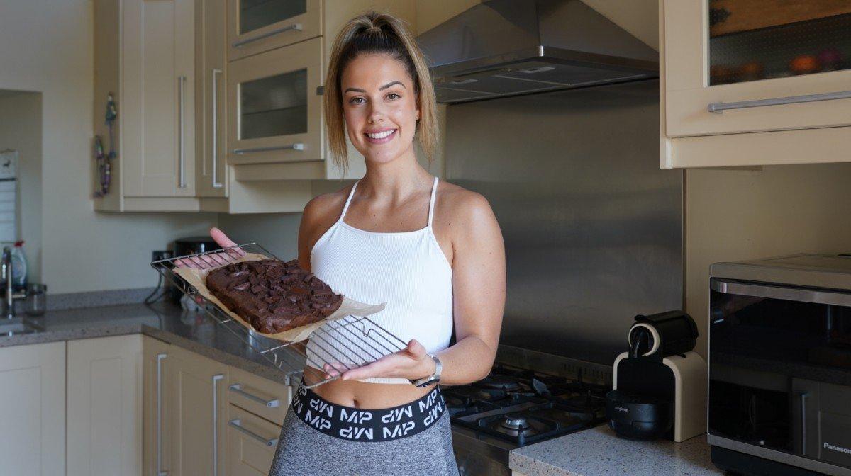 Healthy Brownies | High-Protein Black Bean Brownies