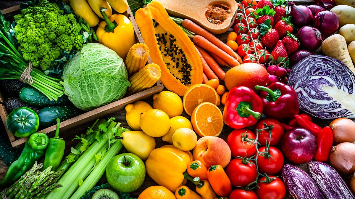 How To Eat More Fruit & Vegetables