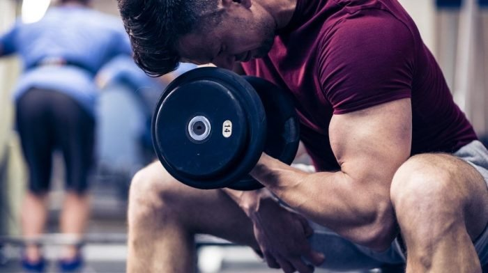 Dumbbell Only Workouts   Our Comprehensive List